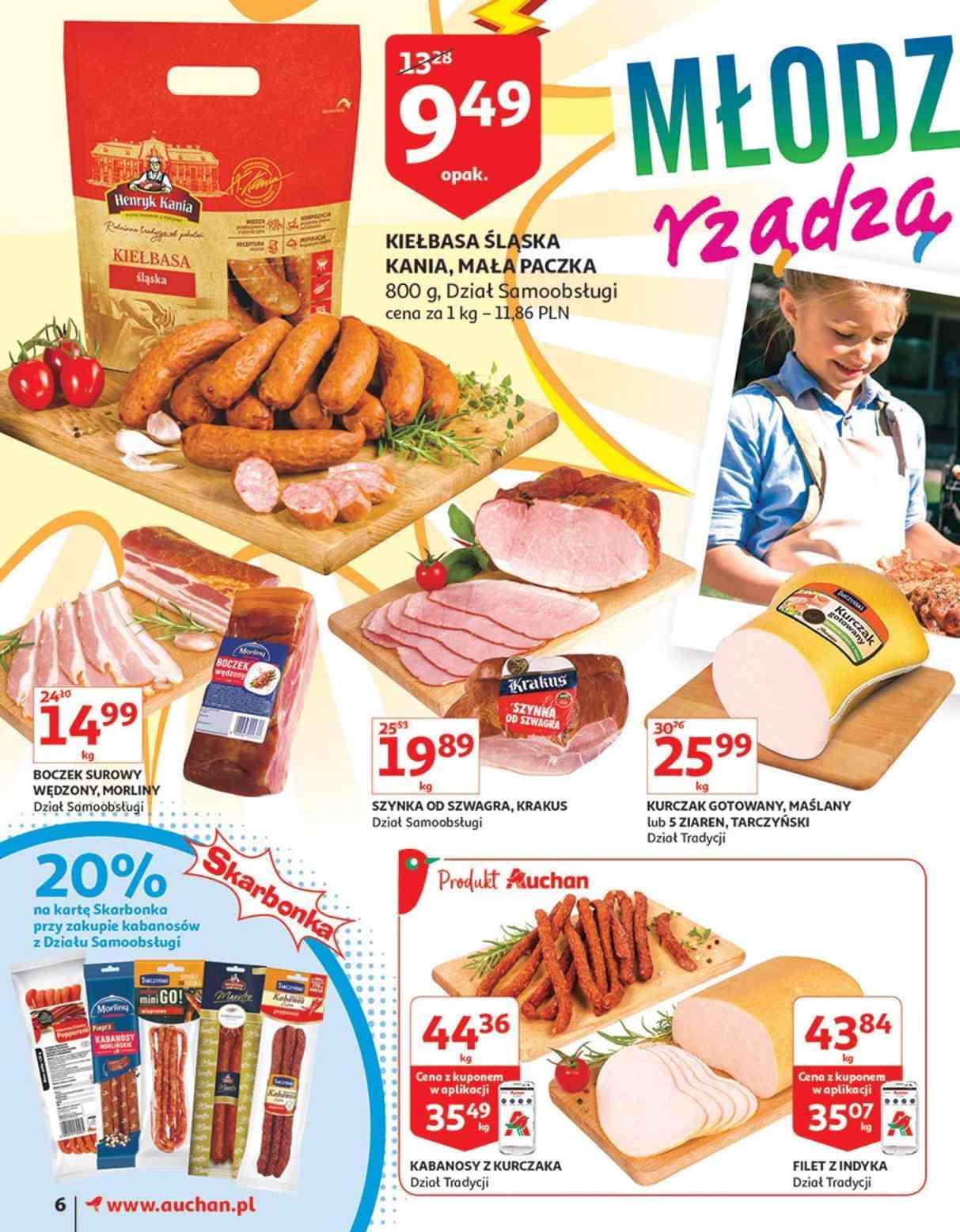 Gazetka promocyjna Auchan do 08/08/2018 str.6