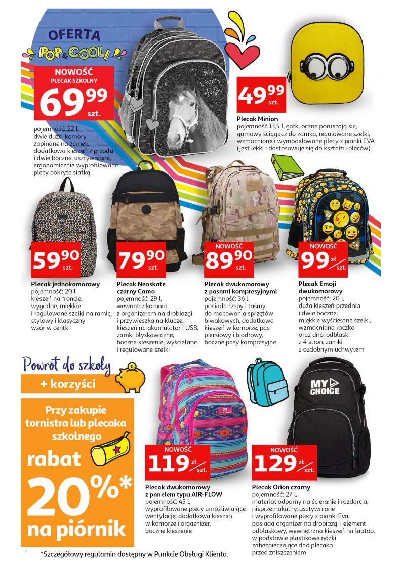 Gazetka promocyjna Auchan do 29/07/2020 str.1