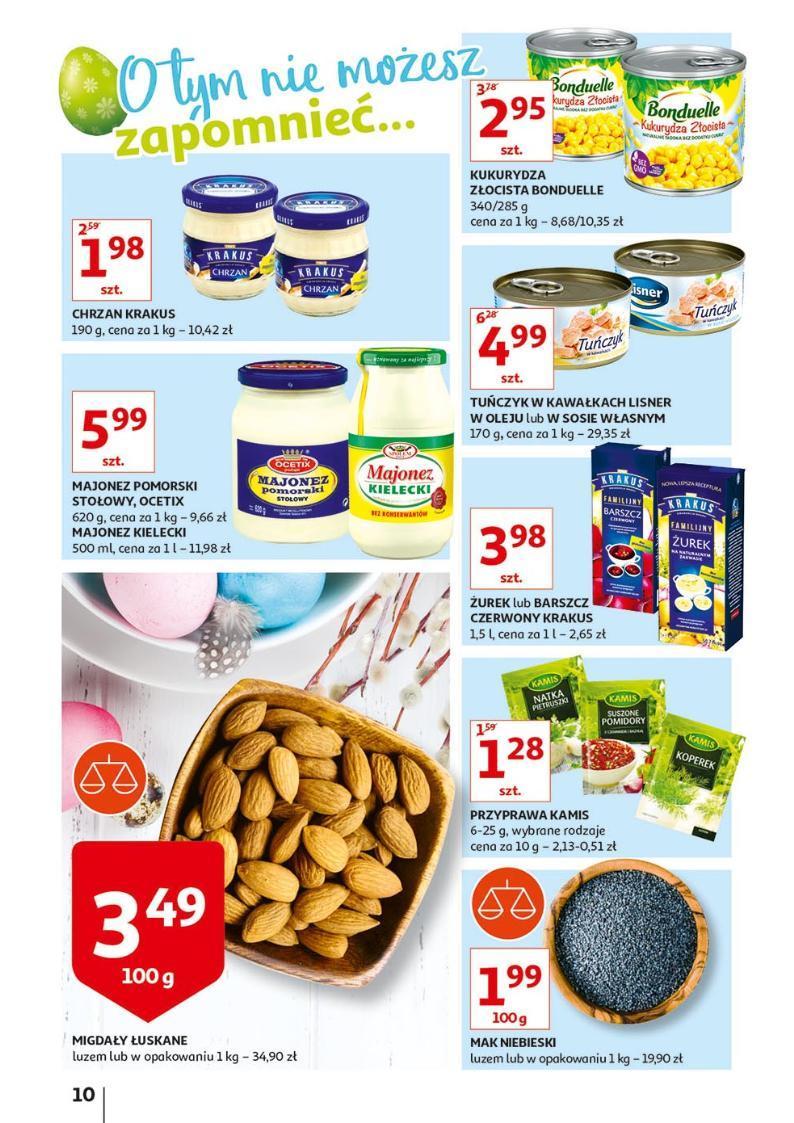 Gazetka promocyjna Auchan do 20/04/2019 str.9