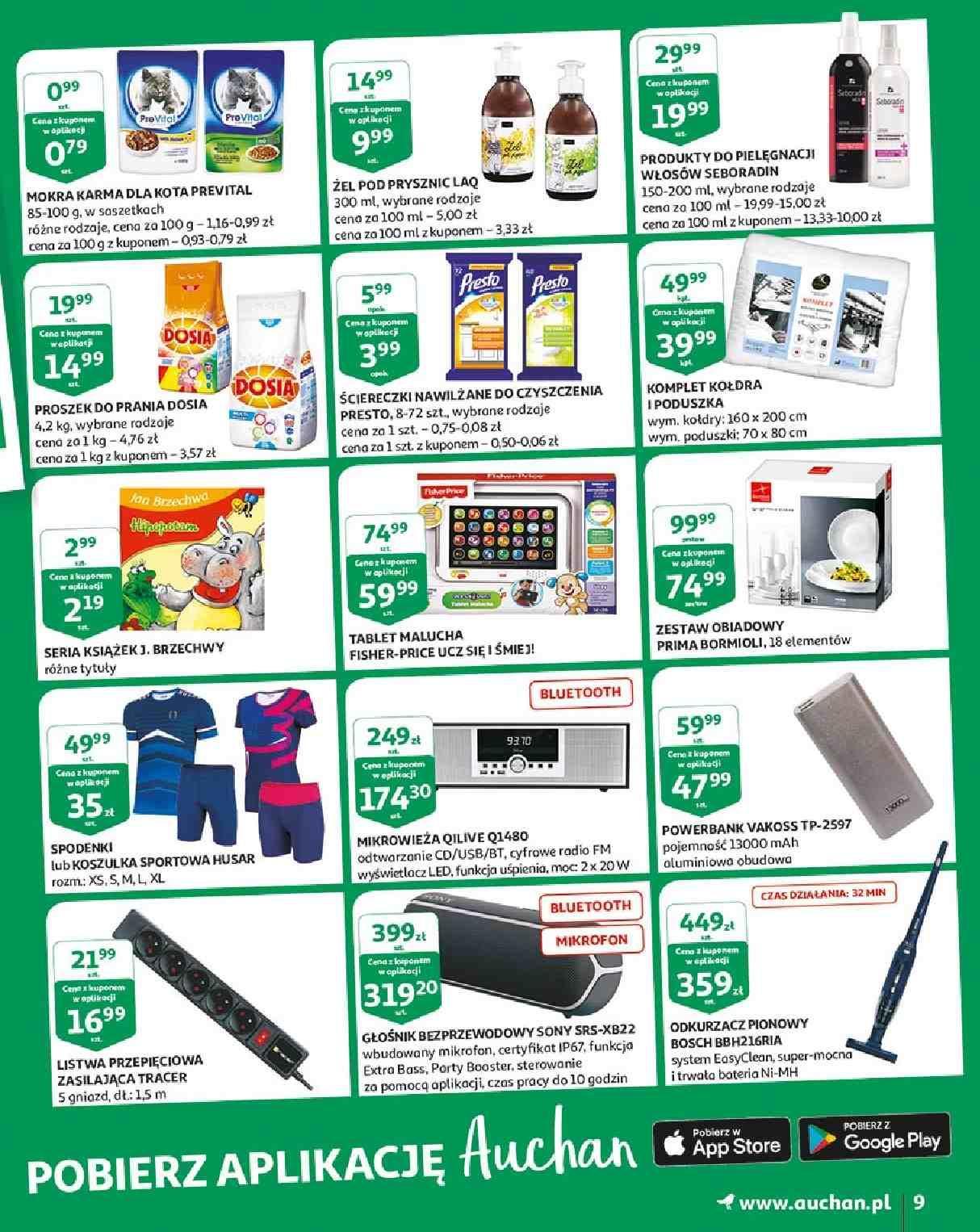 Gazetka promocyjna Auchan do 21/08/2019 str.9