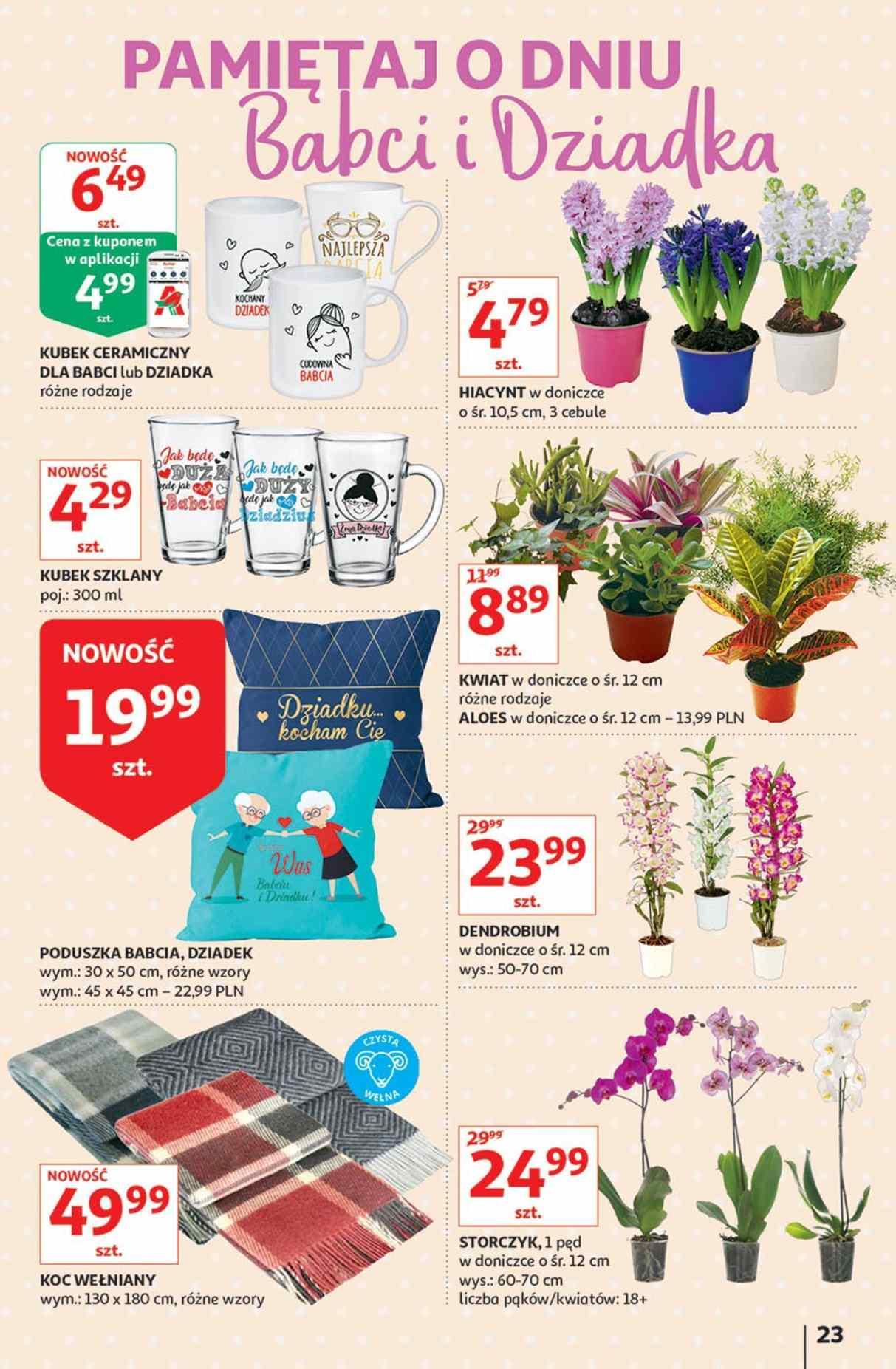 Gazetka promocyjna Auchan do 23/01/2019 str.23