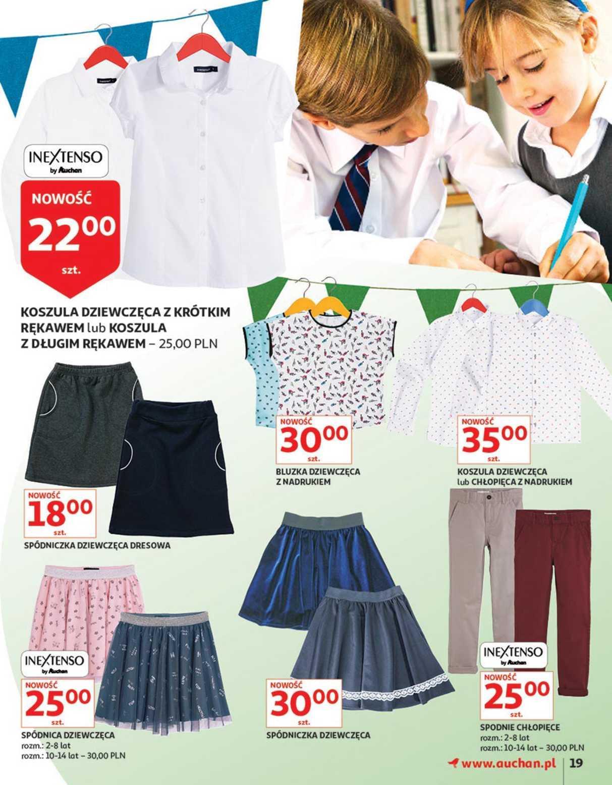 Gazetka promocyjna Auchan do 22/08/2018 str.18