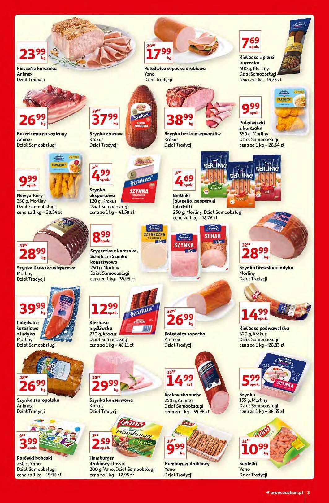 Gazetka promocyjna Auchan do 21/10/2020 str.2