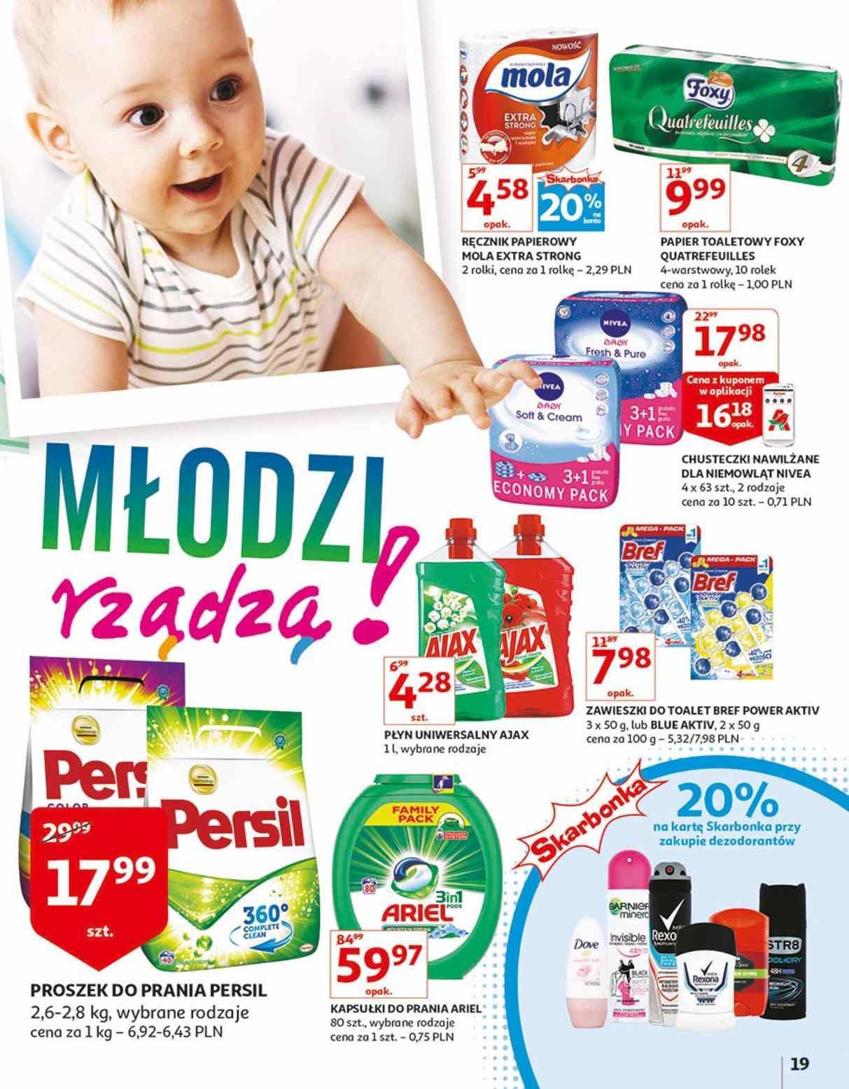 Gazetka promocyjna Auchan do 14/08/2018 str.18