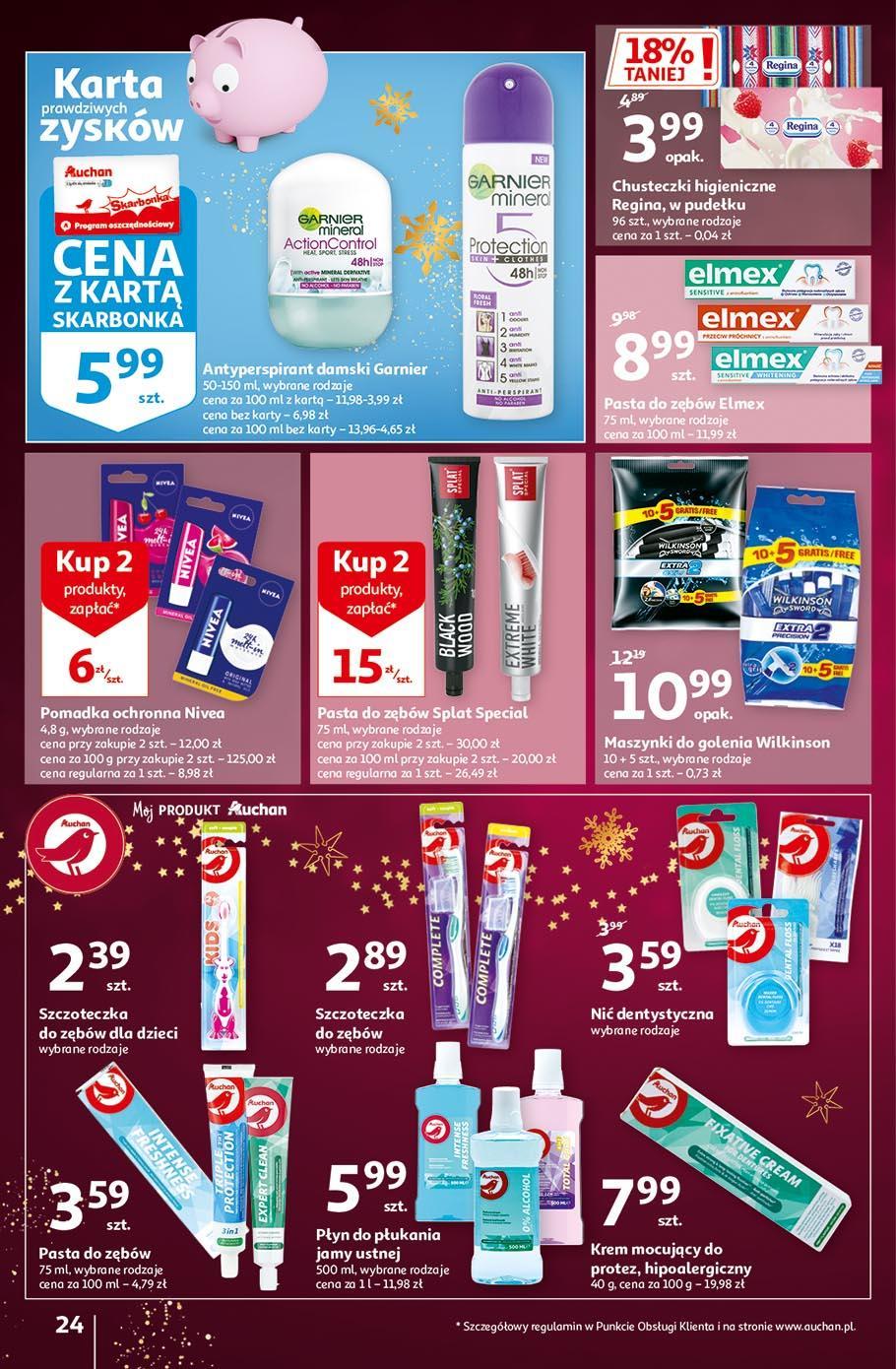 Gazetka promocyjna Auchan do 18/11/2020 str.24