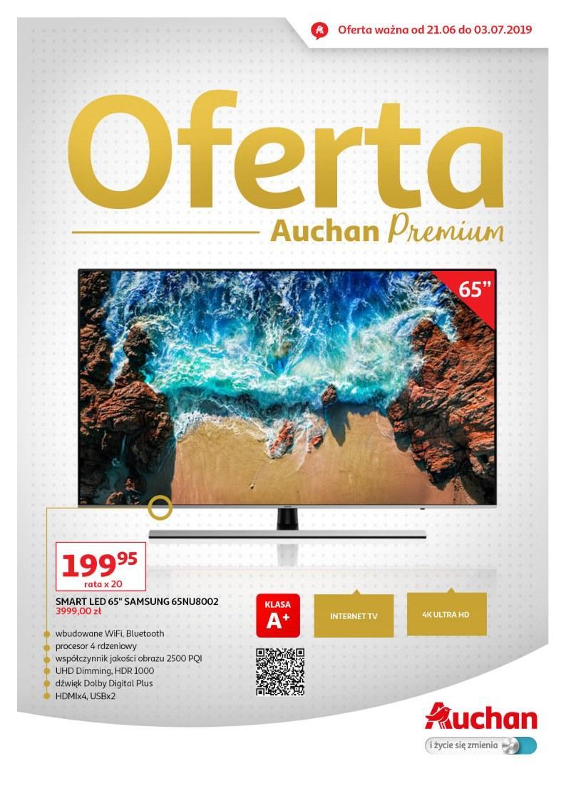 Gazetka promocyjna Auchan do 03/07/2019 str.1