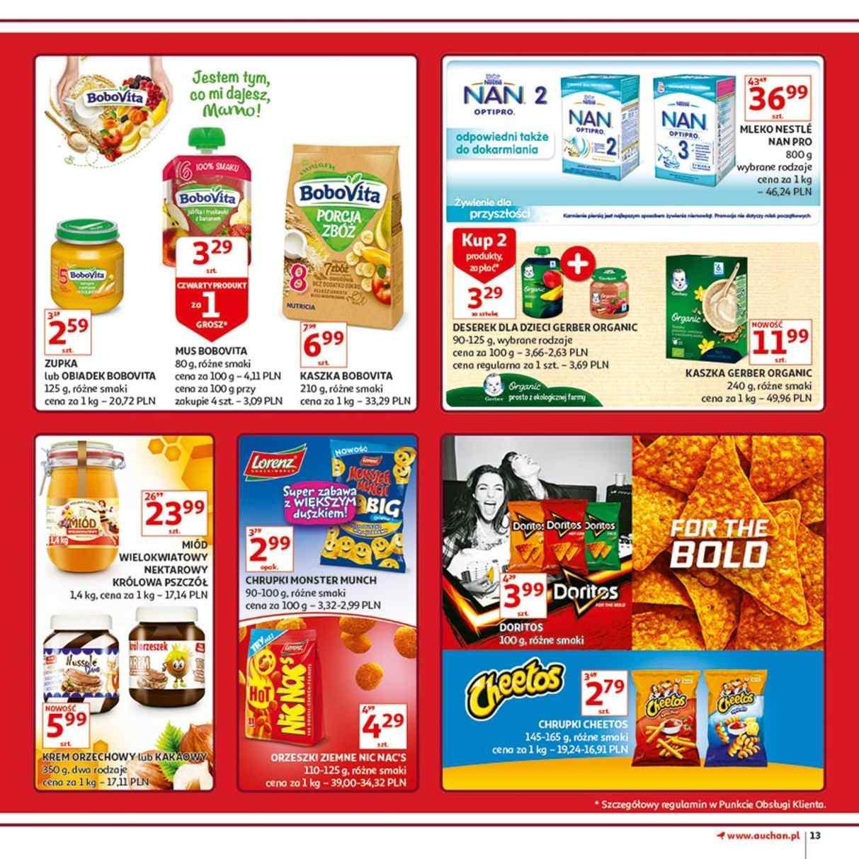 Gazetka promocyjna Auchan do 12/12/2018 str.13