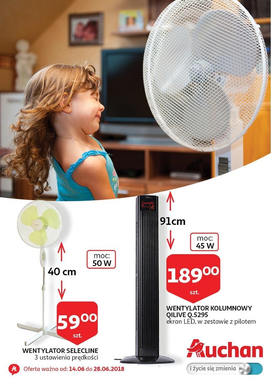 Gazetka promocyjna Auchan do 28/06/2018 str.1
