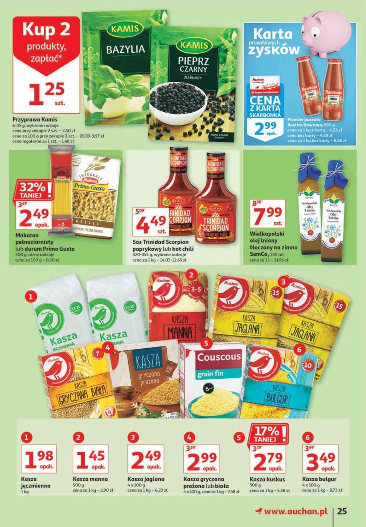 Gazetka promocyjna Auchan do 12/08/2020 str.24