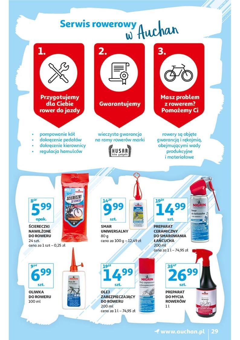 Gazetka promocyjna Auchan do 07/05/2019 str.28