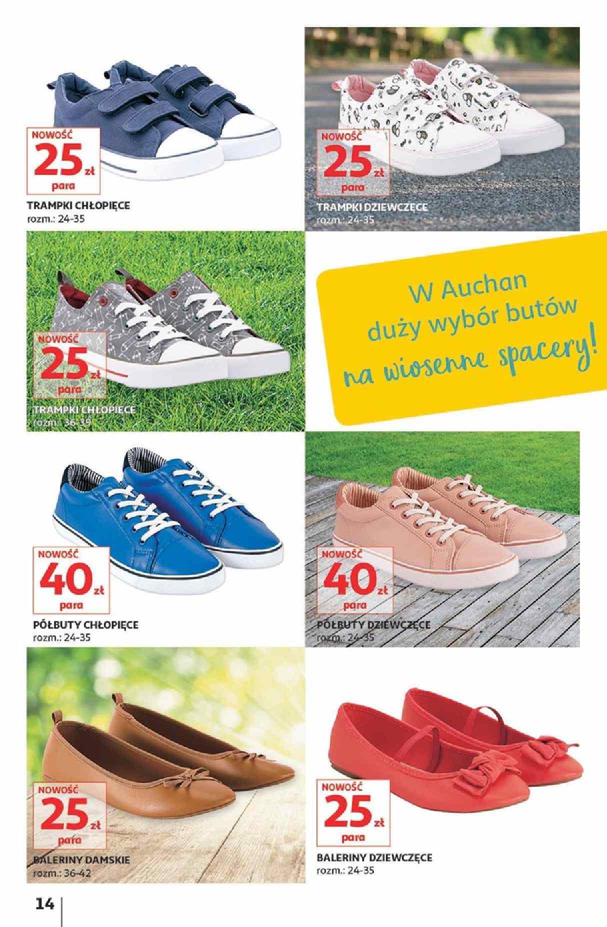 Gazetka promocyjna Auchan do 14/03/2019 str.14
