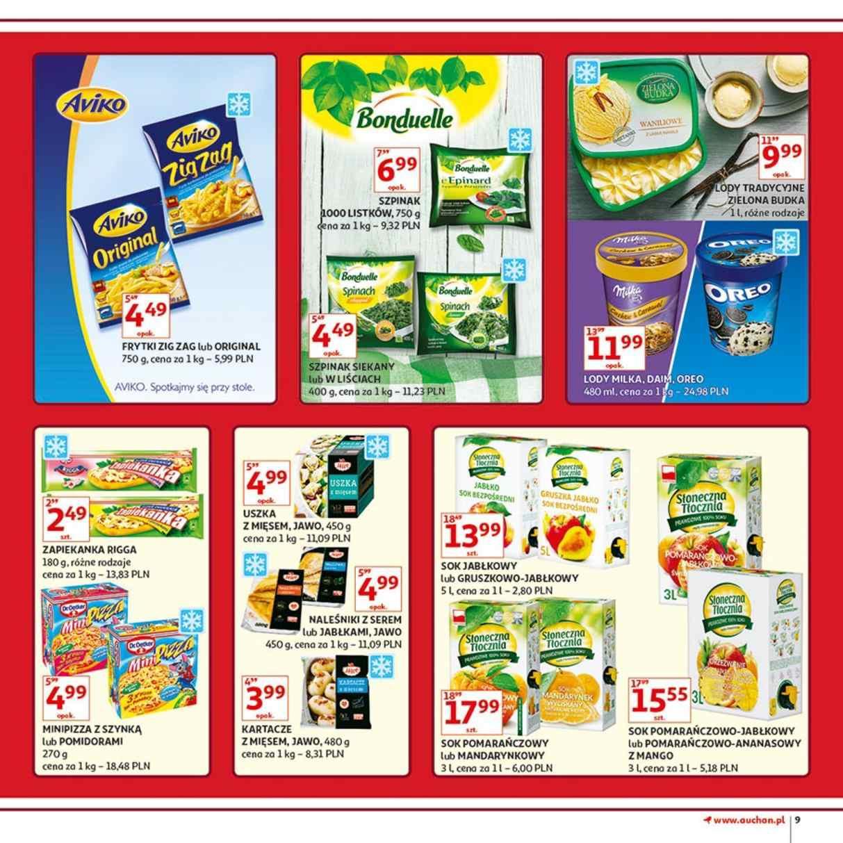 Gazetka promocyjna Auchan do 12/12/2018 str.9