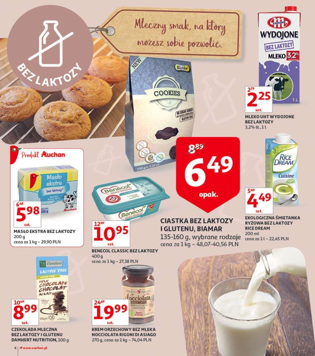 Gazetka promocyjna Auchan do 23/07/2018 str.6