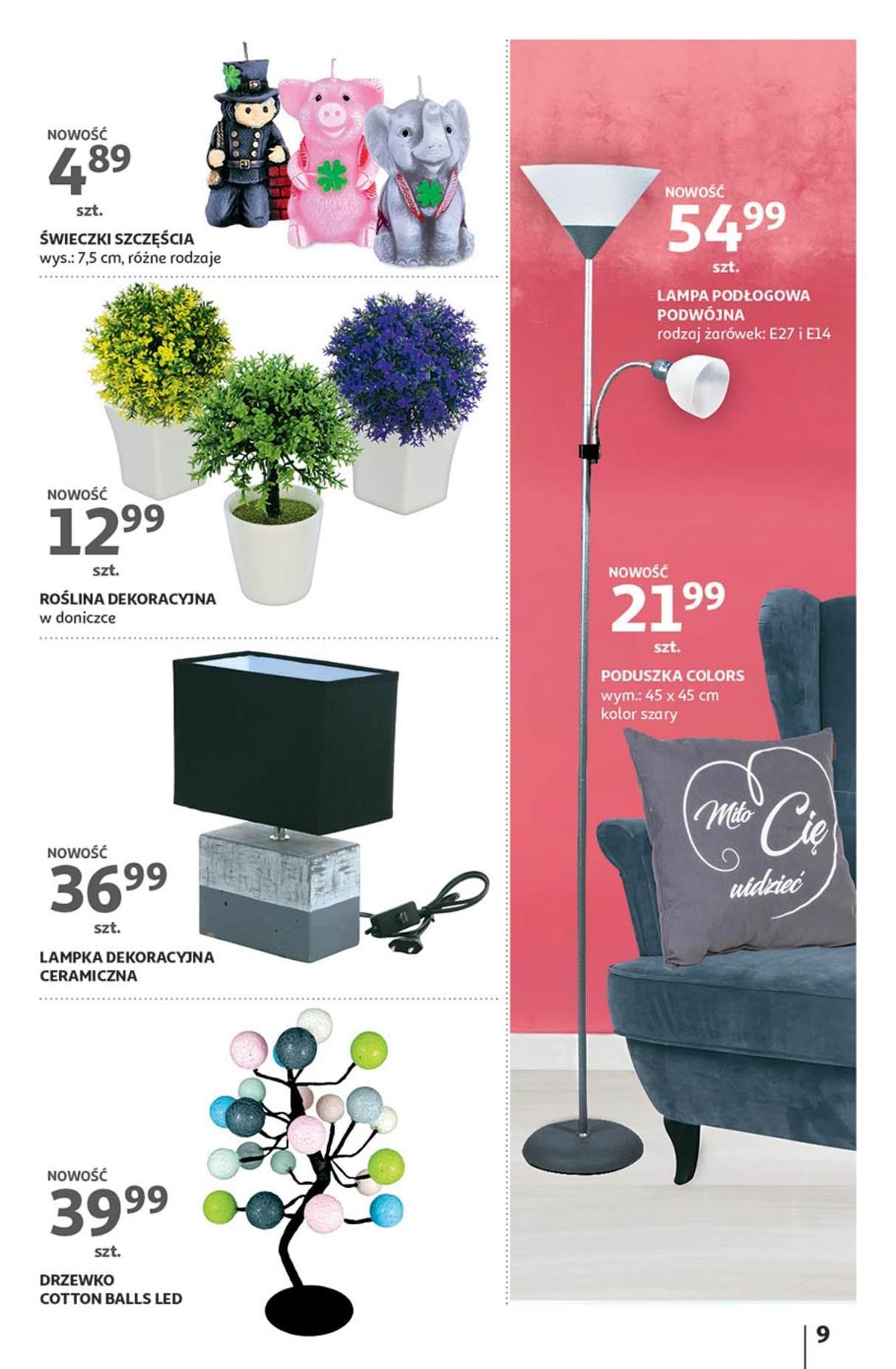 Gazetka promocyjna Auchan do 23/01/2019 str.9