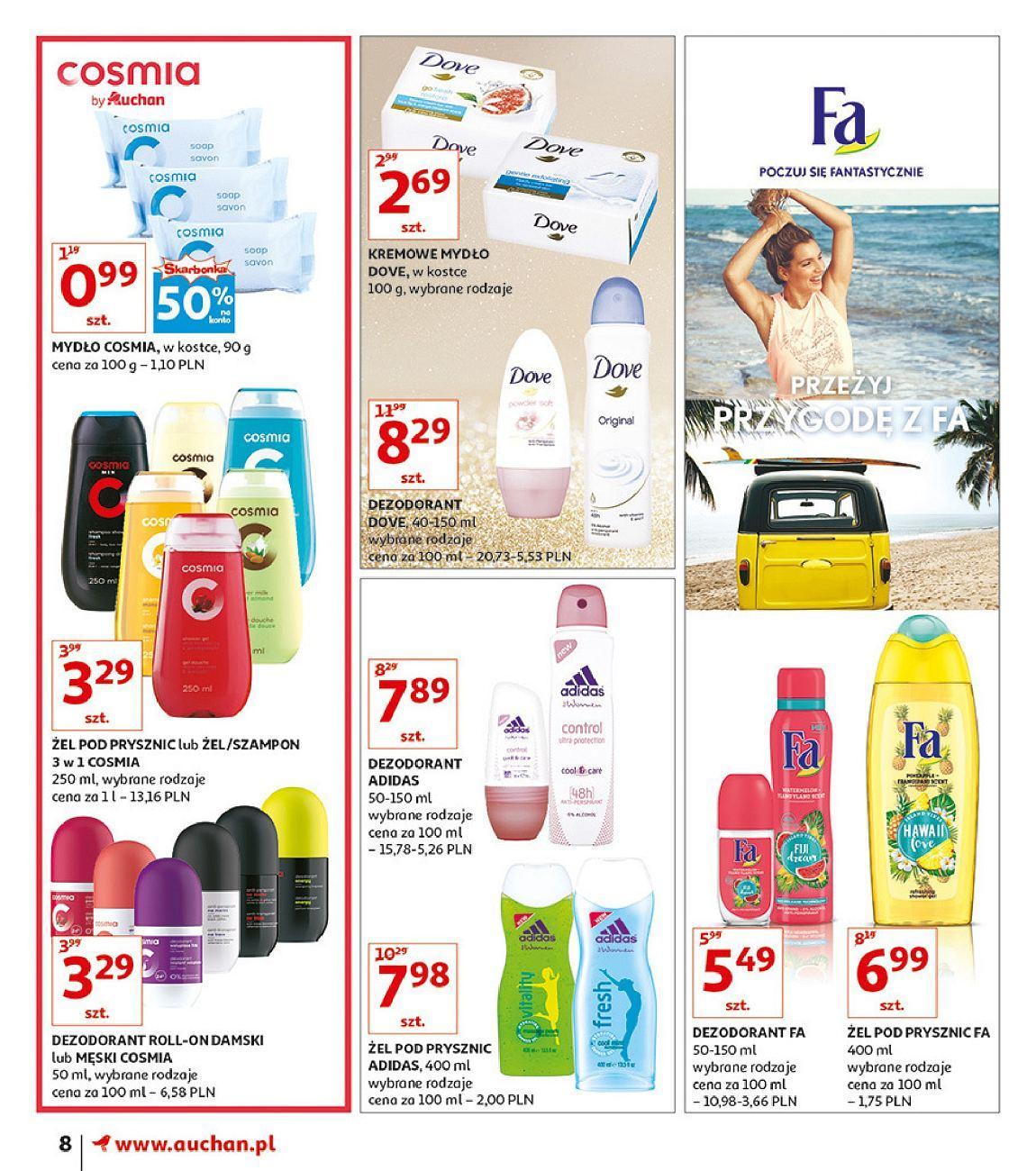 Gazetka promocyjna Auchan do 12/09/2018 str.8
