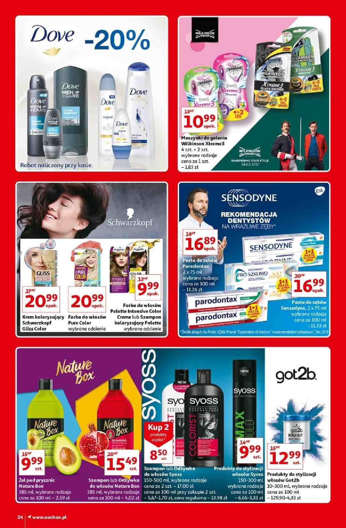 Gazetka promocyjna Auchan do 16/09/2020 str.23