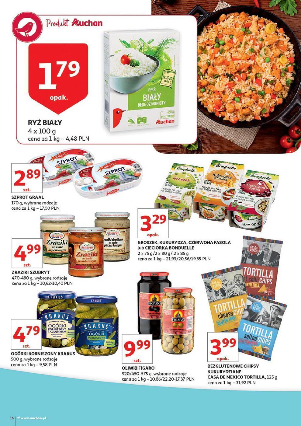 Gazetka promocyjna Auchan do 01/07/2018 str.15