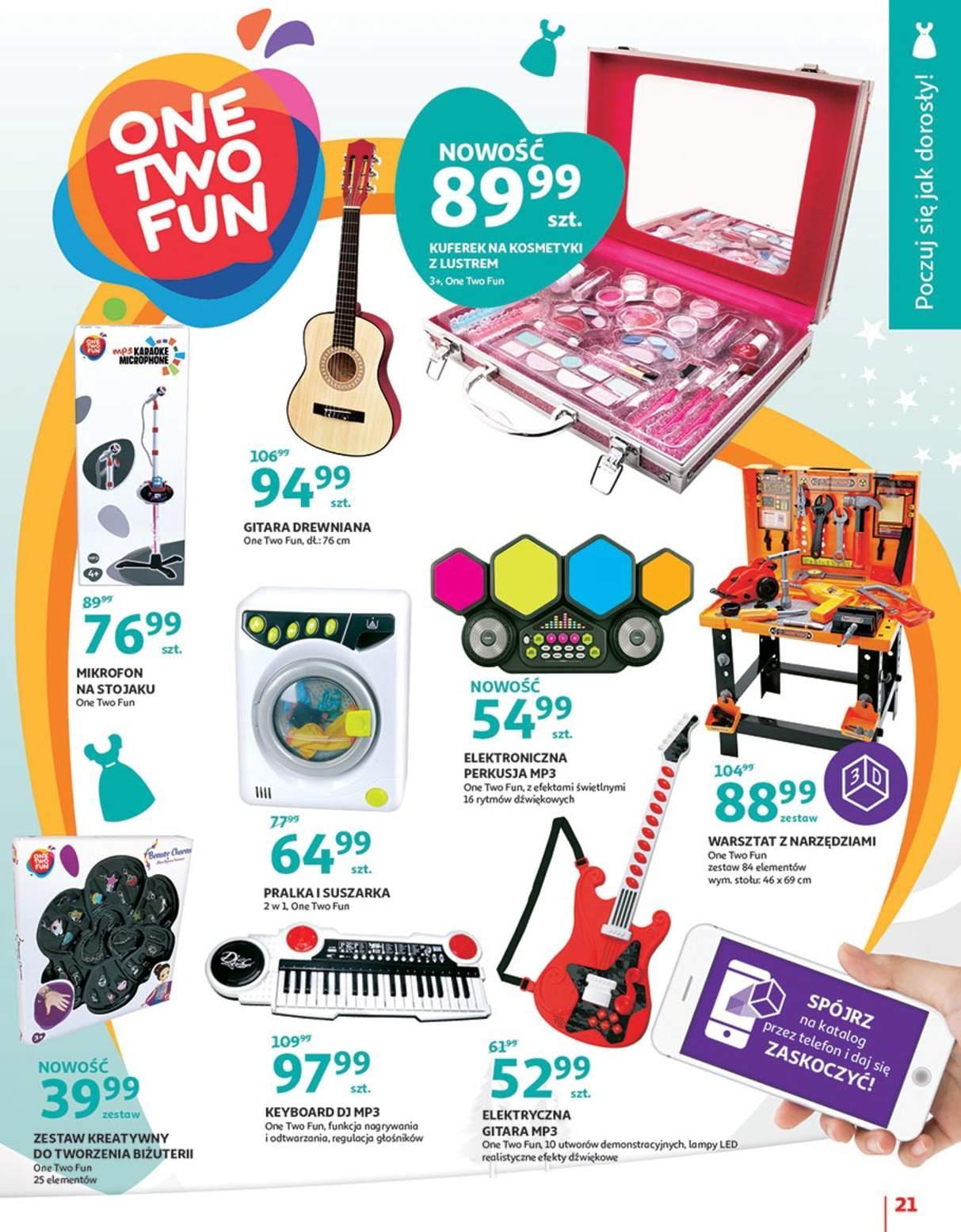 Gazetka promocyjna Auchan do 28/11/2018 str.21
