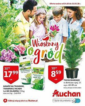 Auchan gazetka  - od 14/03/2018 do 21/03/2018