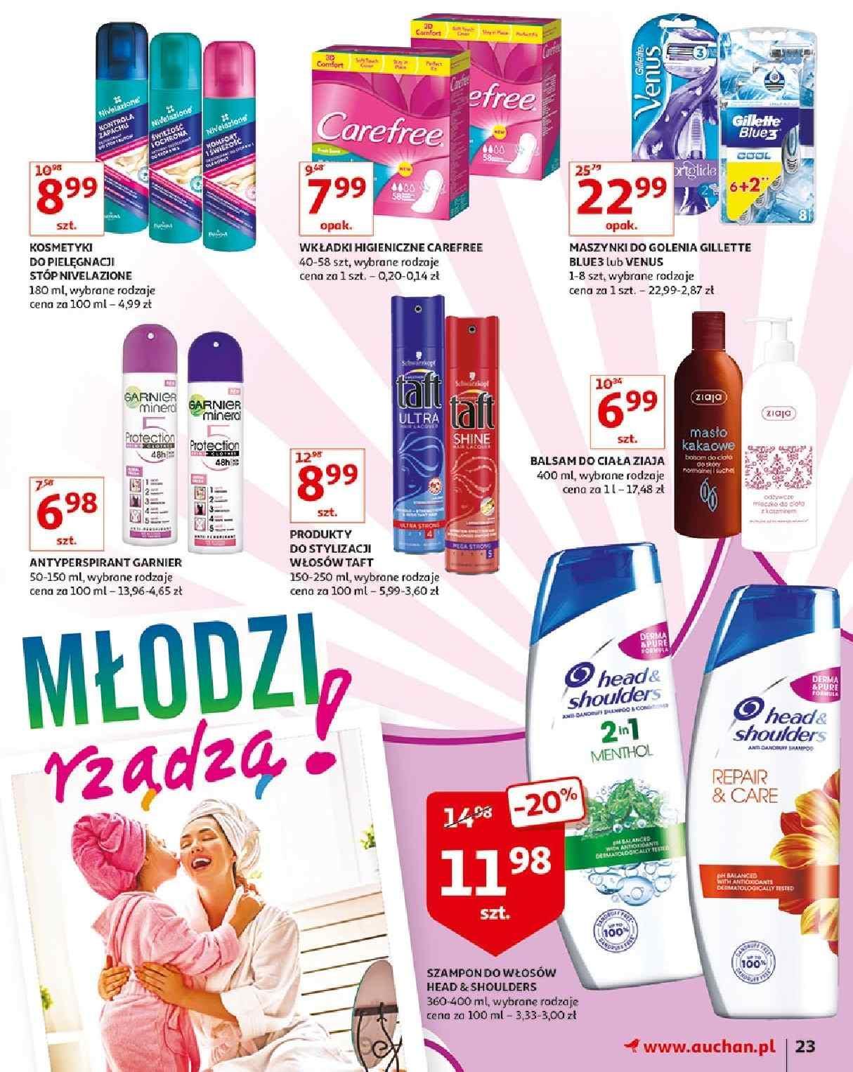 Gazetka promocyjna Auchan do 21/08/2019 str.23