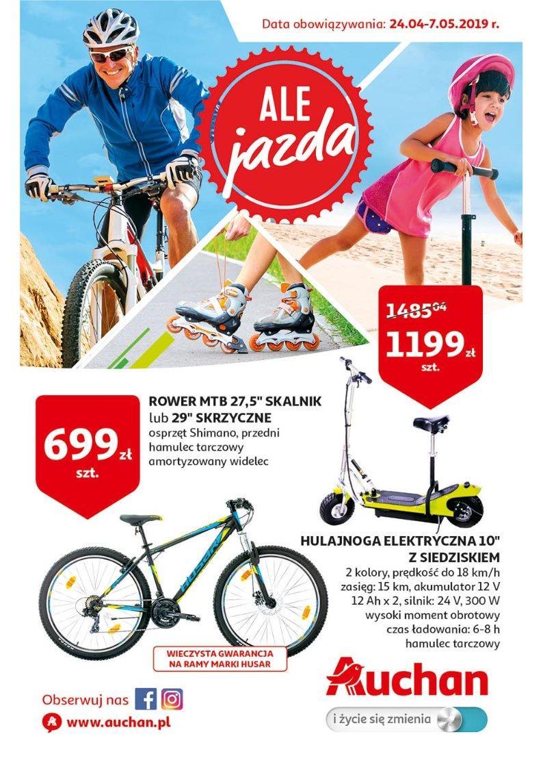 Gazetka promocyjna Auchan do 07/05/2019 str.0