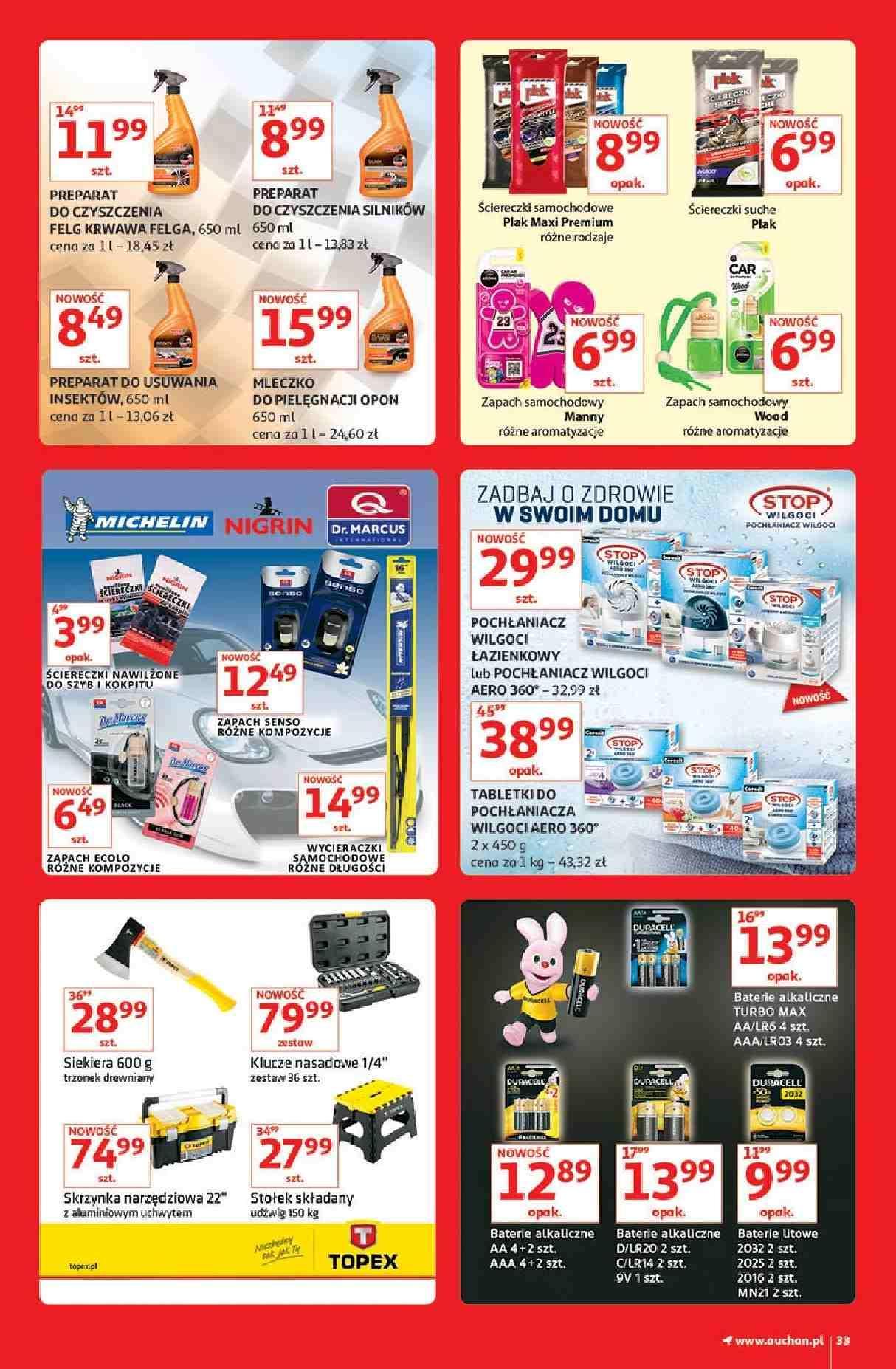 Gazetka promocyjna Auchan do 13/03/2019 str.33