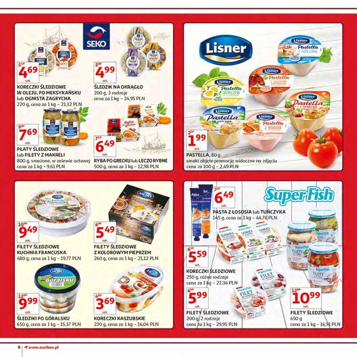 Gazetka promocyjna Auchan do 12/06/2018 str.8