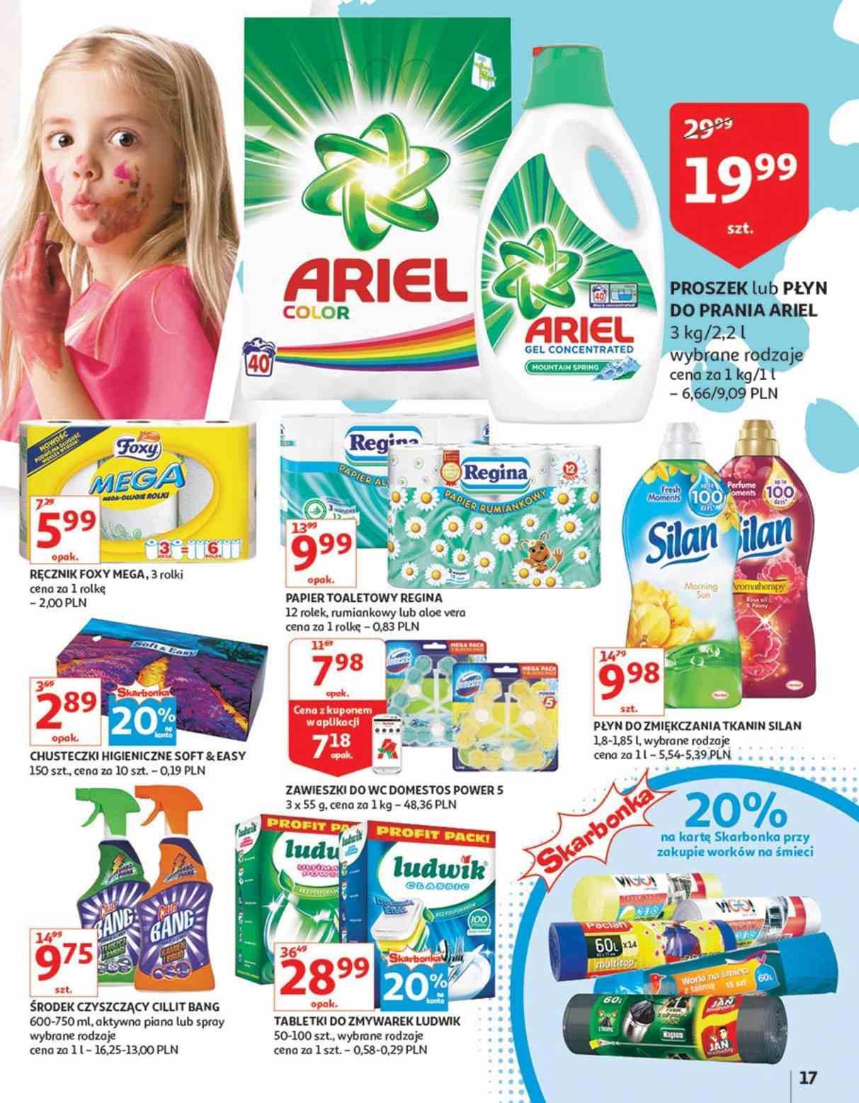 Gazetka promocyjna Auchan do 08/08/2018 str.17