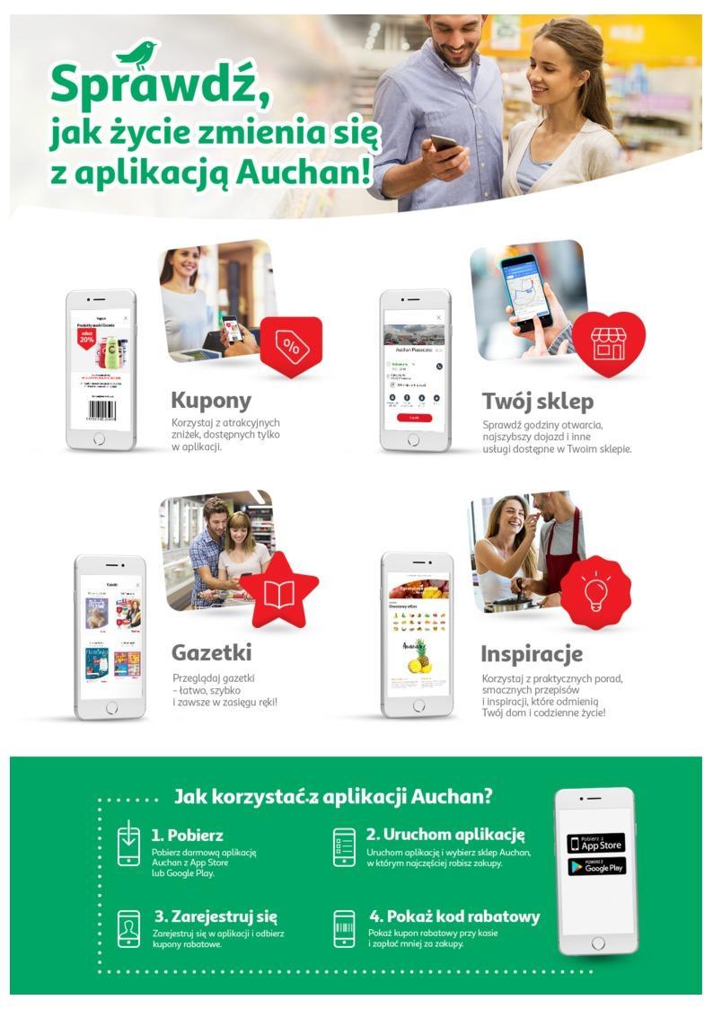 Gazetka promocyjna Auchan do 23/01/2019 str.3