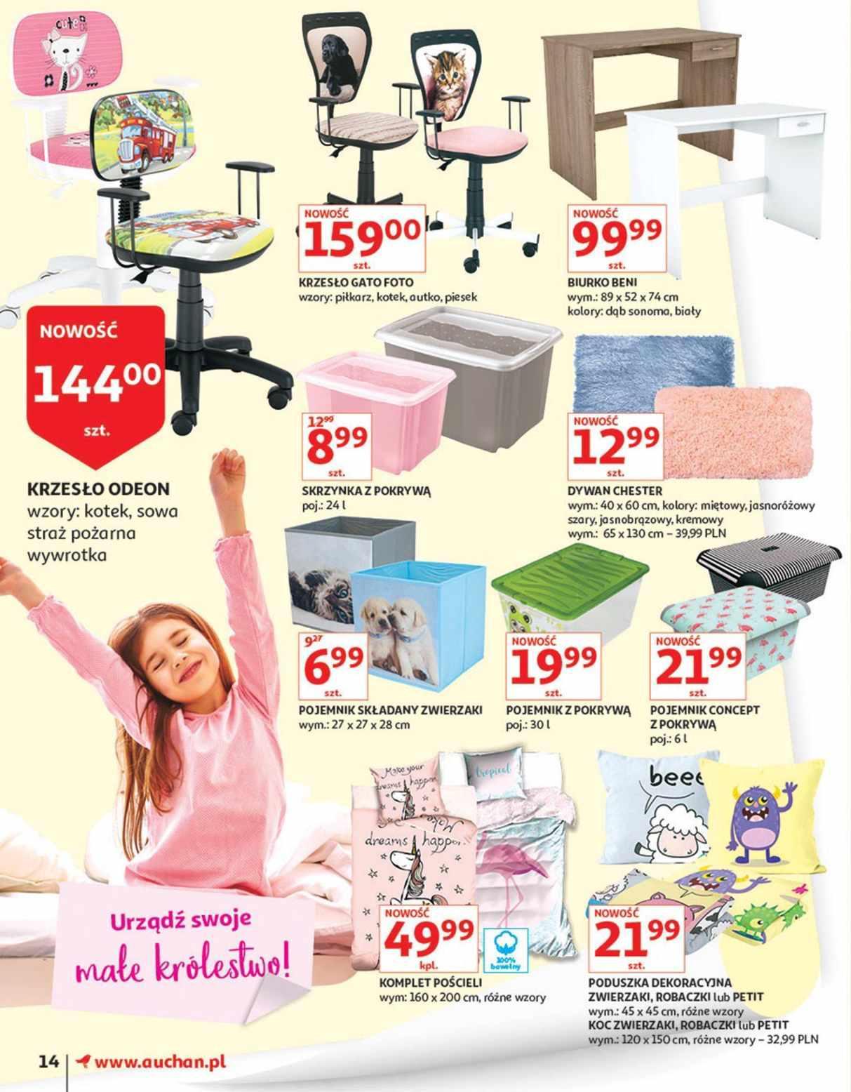Gazetka promocyjna Auchan do 22/08/2018 str.14