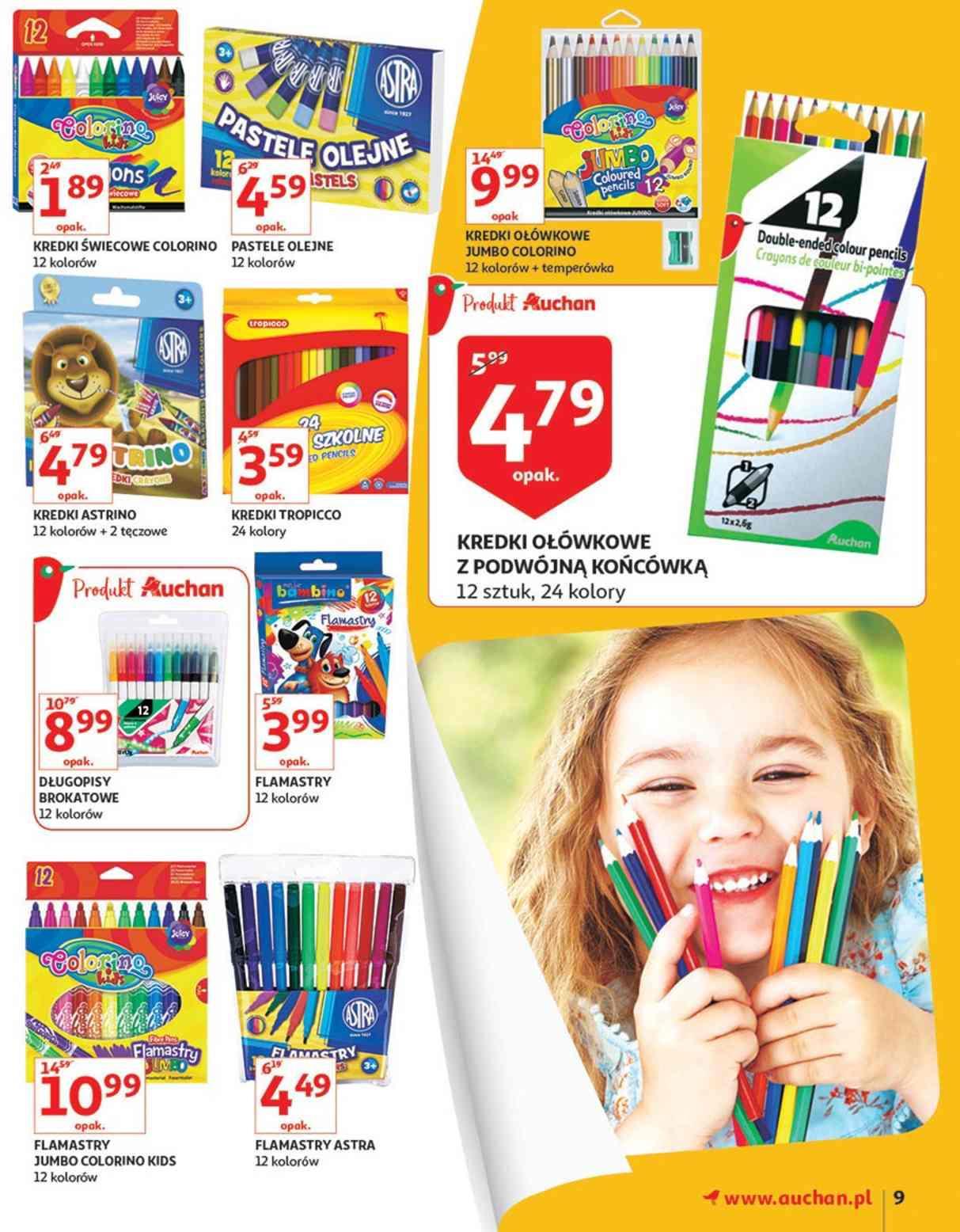 Gazetka promocyjna Auchan do 22/08/2018 str.9