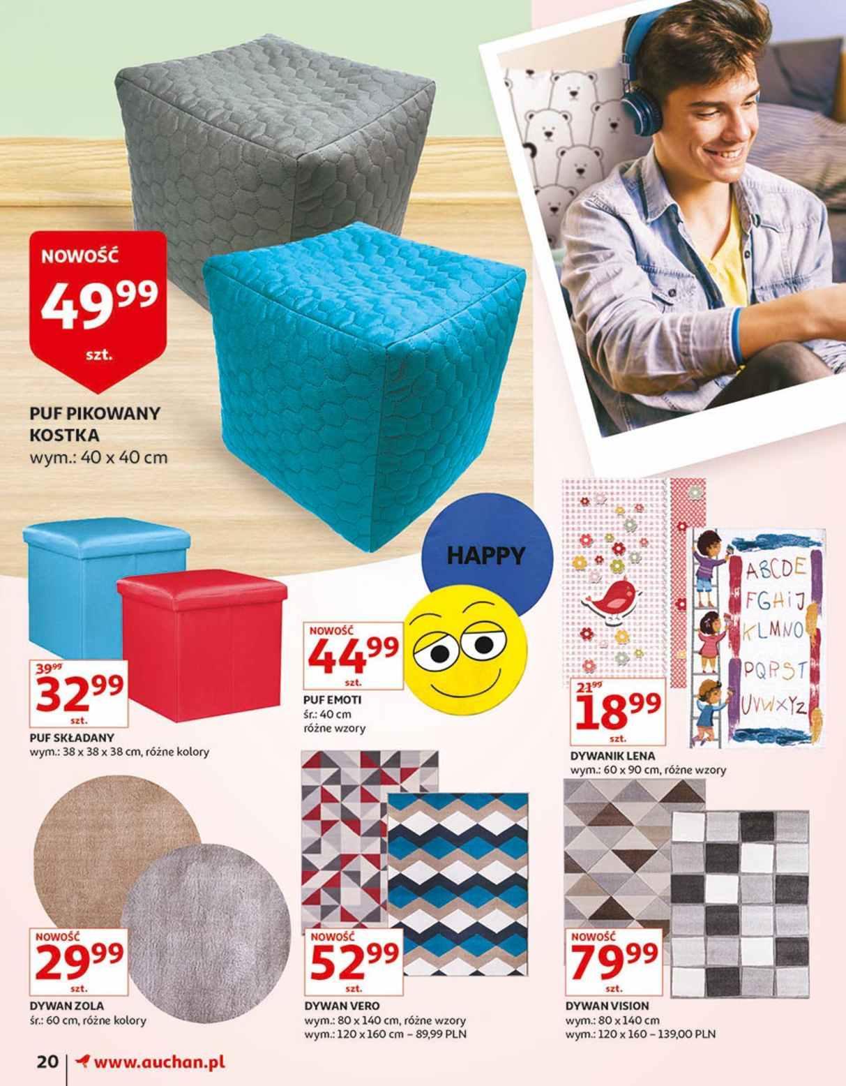 Gazetka promocyjna Auchan do 14/08/2018 str.19