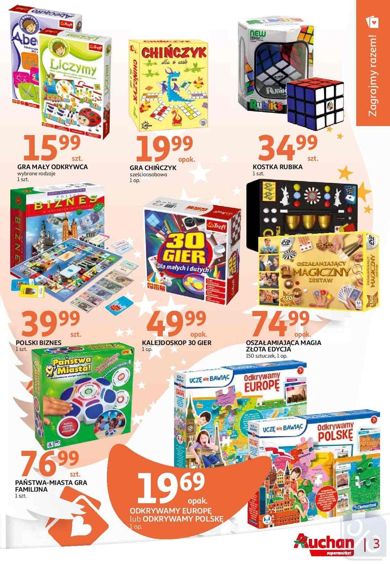 Gazetka promocyjna Auchan do 28/11/2018 str.3