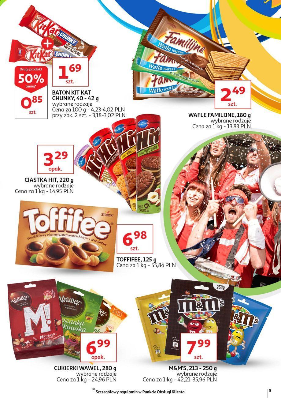 Gazetka promocyjna Auchan do 16/09/2018 str.5