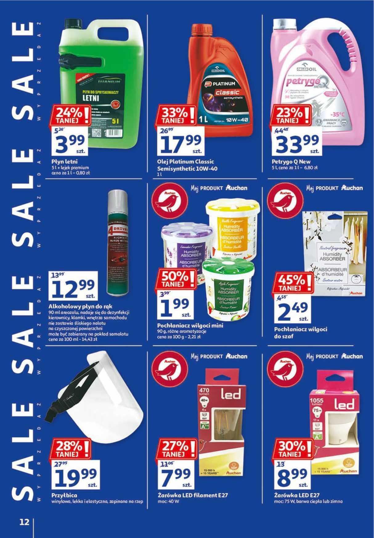 Gazetka promocyjna Auchan do 01/07/2020 str.11