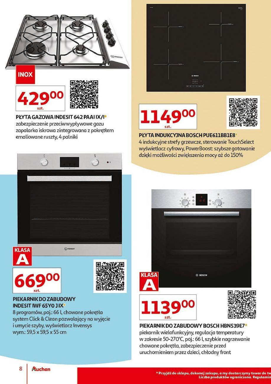 Gazetka promocyjna Auchan do 15/07/2018 str.8