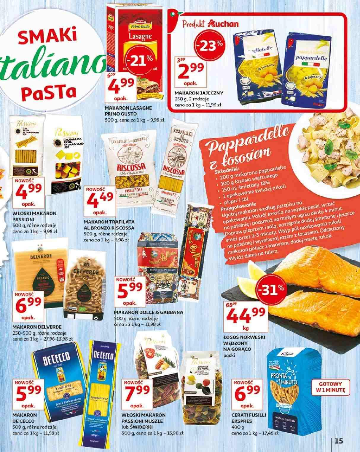 Gazetka promocyjna Auchan do 23/05/2019 str.15