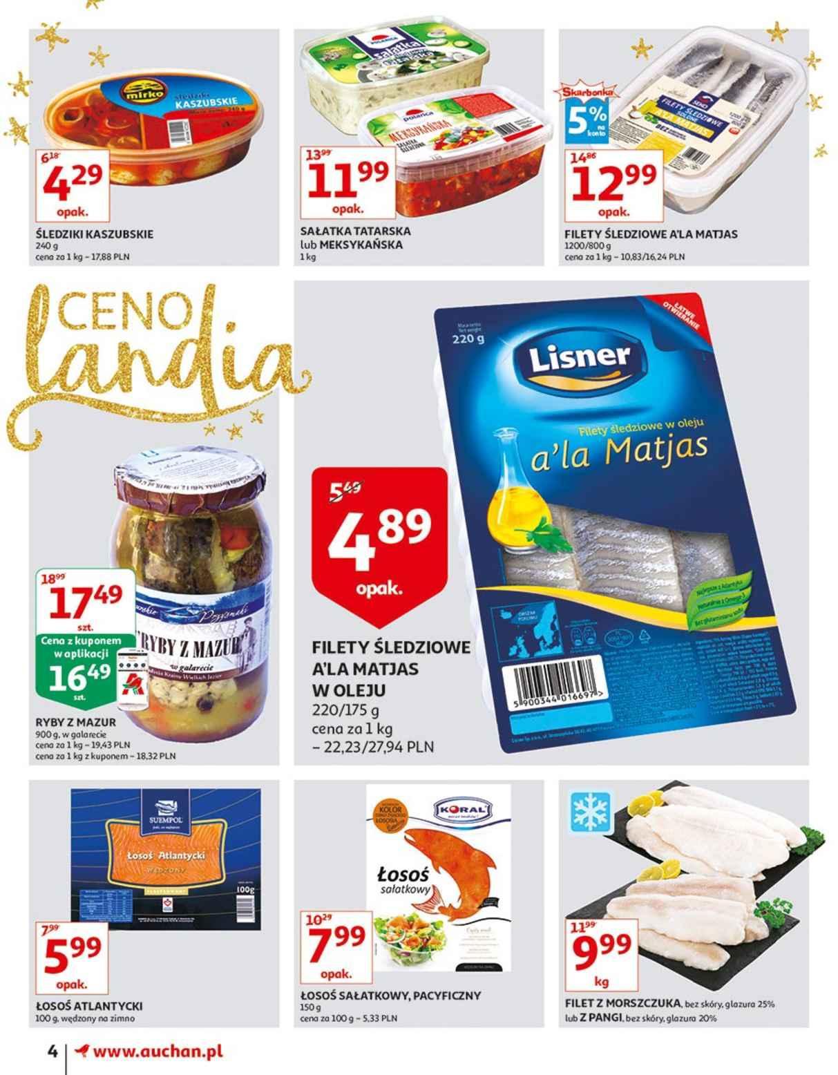 Gazetka promocyjna Auchan do 09/12/2018 str.4