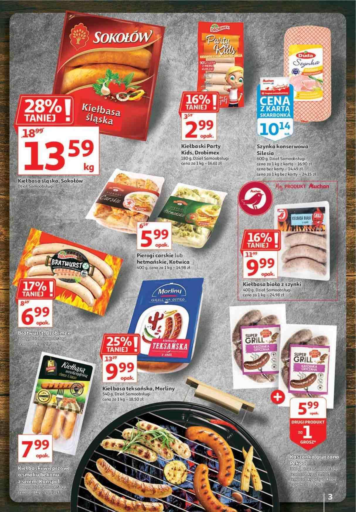 Gazetka promocyjna Auchan do 27/05/2020 str.3