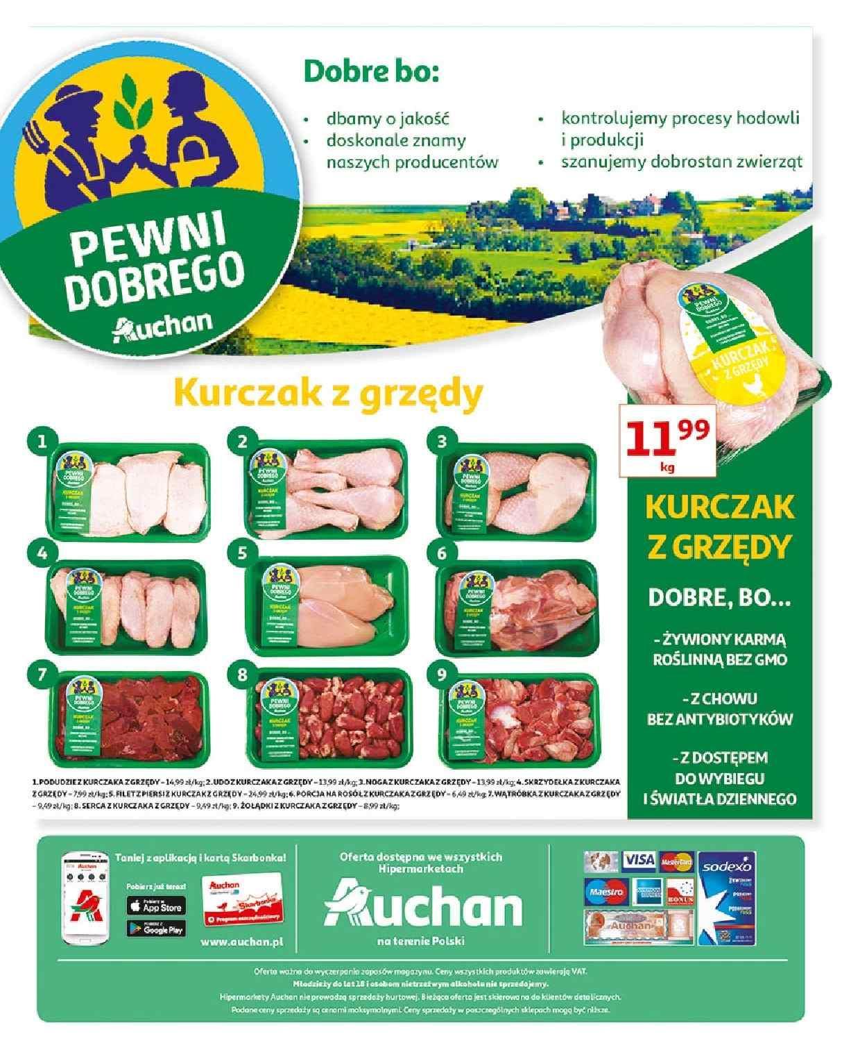 Gazetka promocyjna Auchan do 21/08/2019 str.32