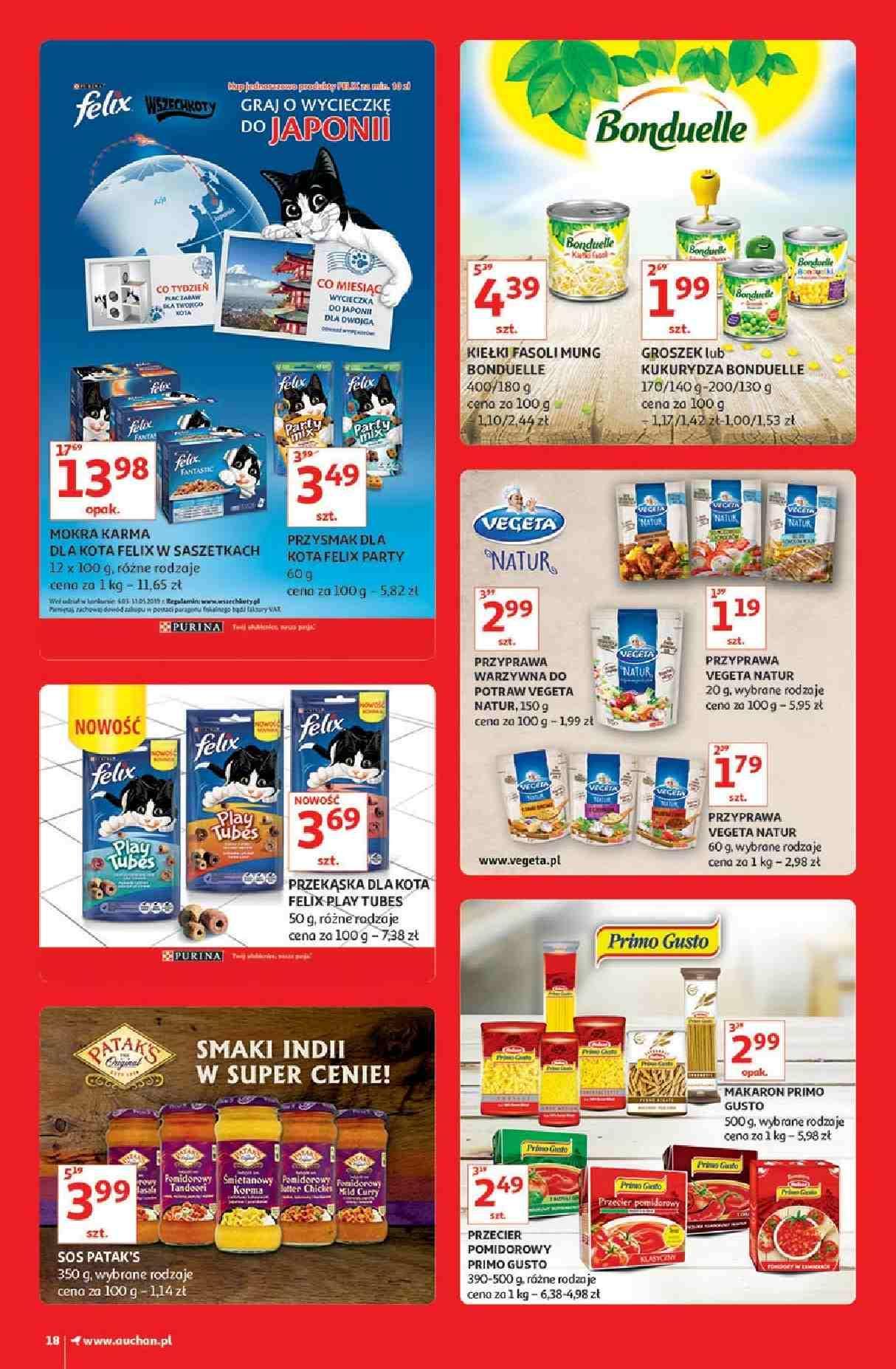 Gazetka promocyjna Auchan do 13/03/2019 str.18