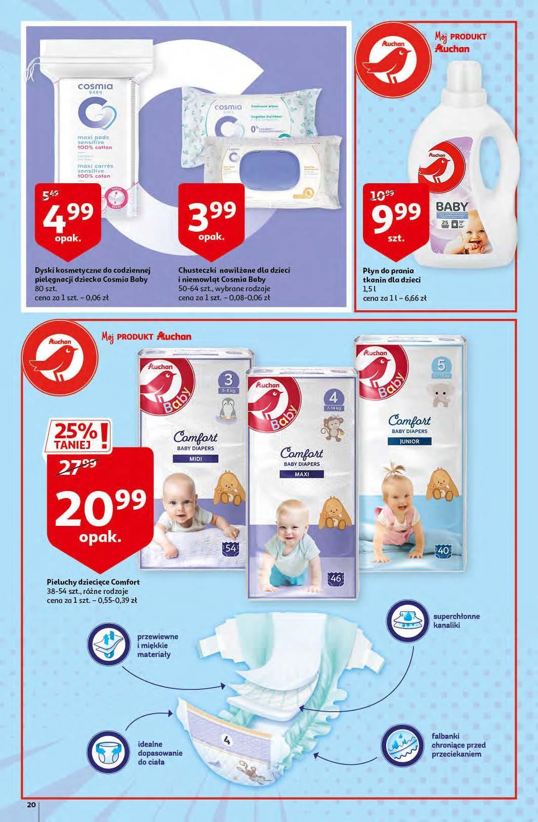 Gazetka promocyjna Auchan do 21/10/2020 str.19