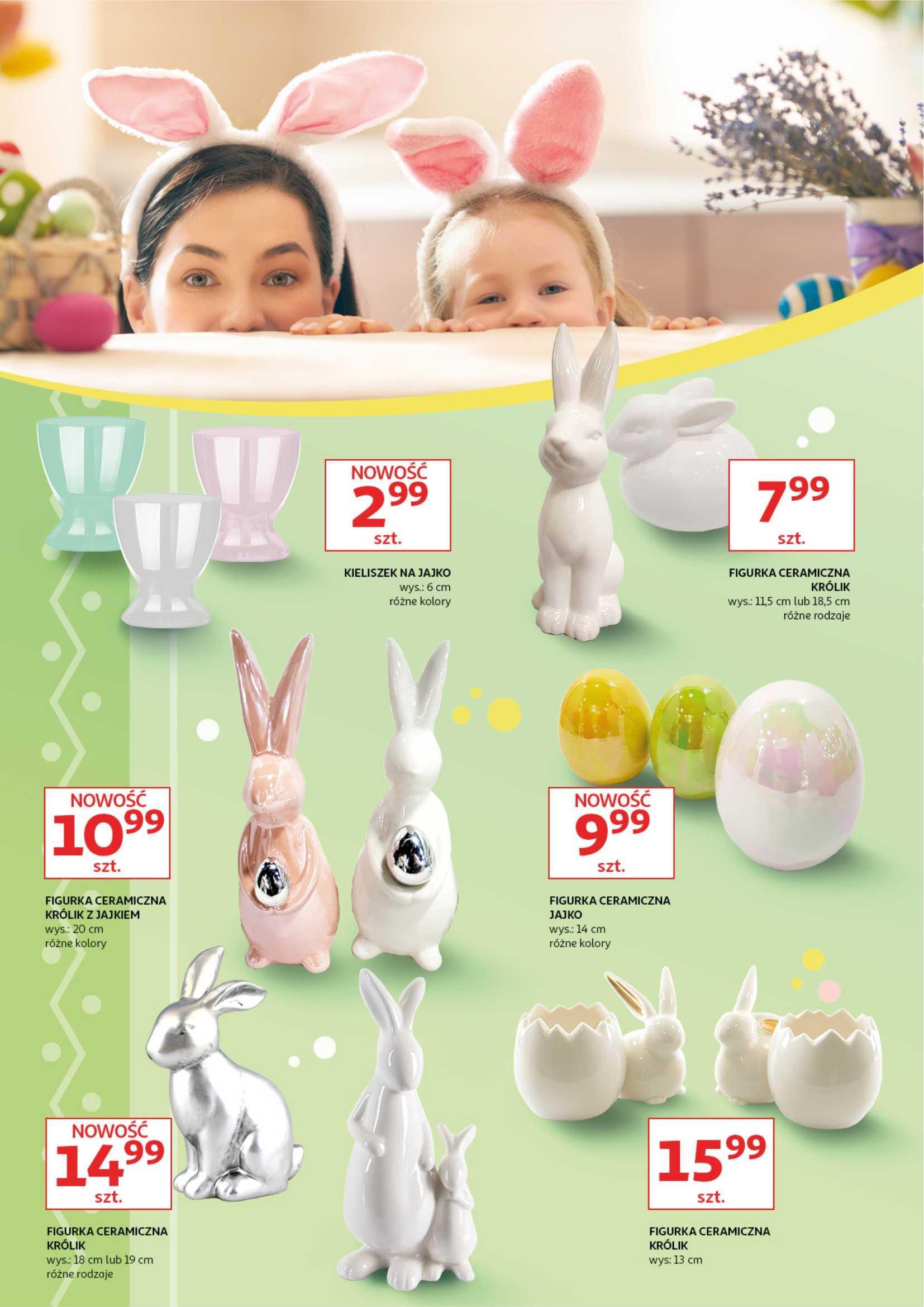 Gazetka promocyjna Auchan do 17/04/2019 str.1