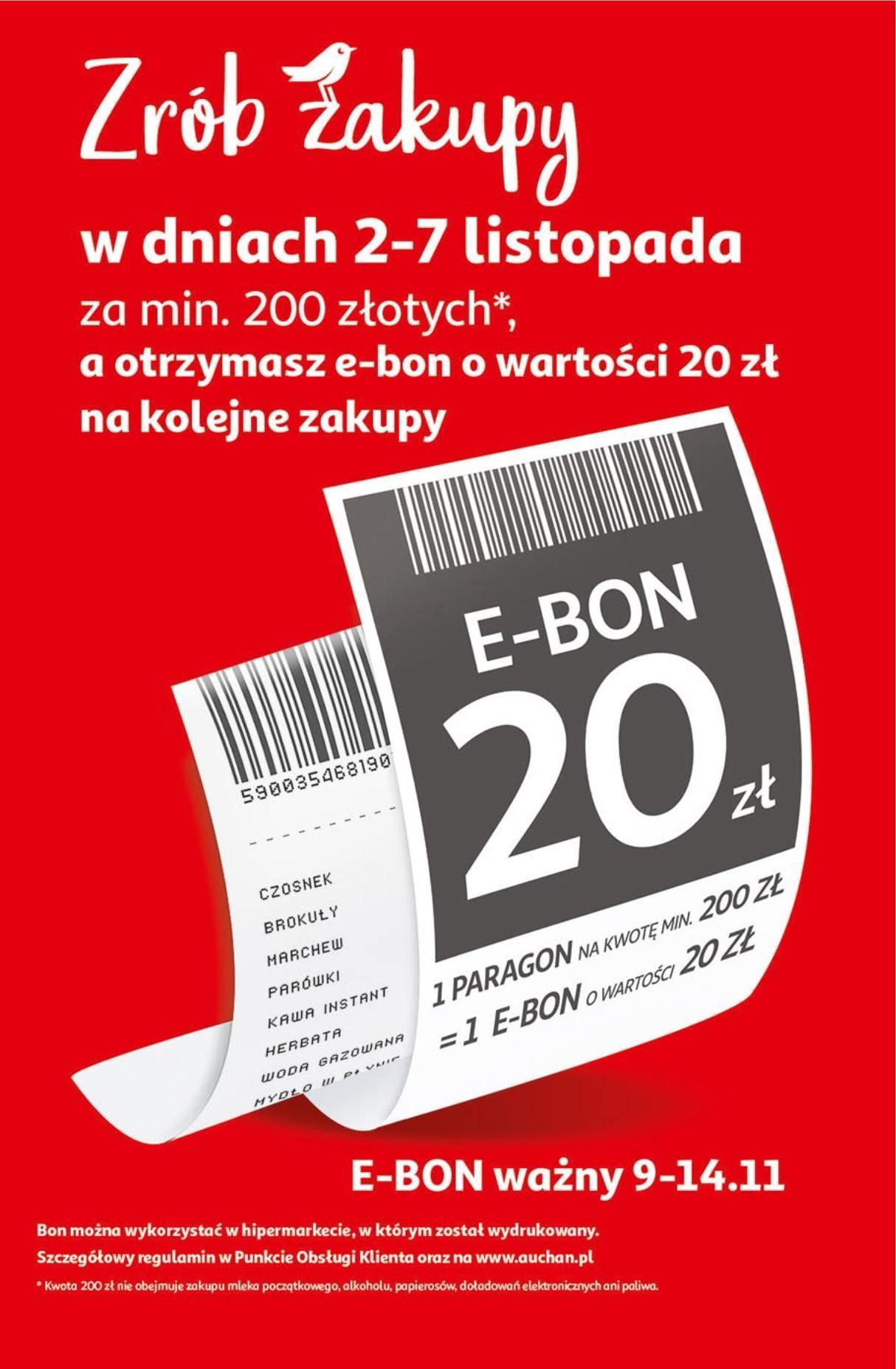 Gazetka promocyjna Auchan do 10/11/2020 str.15