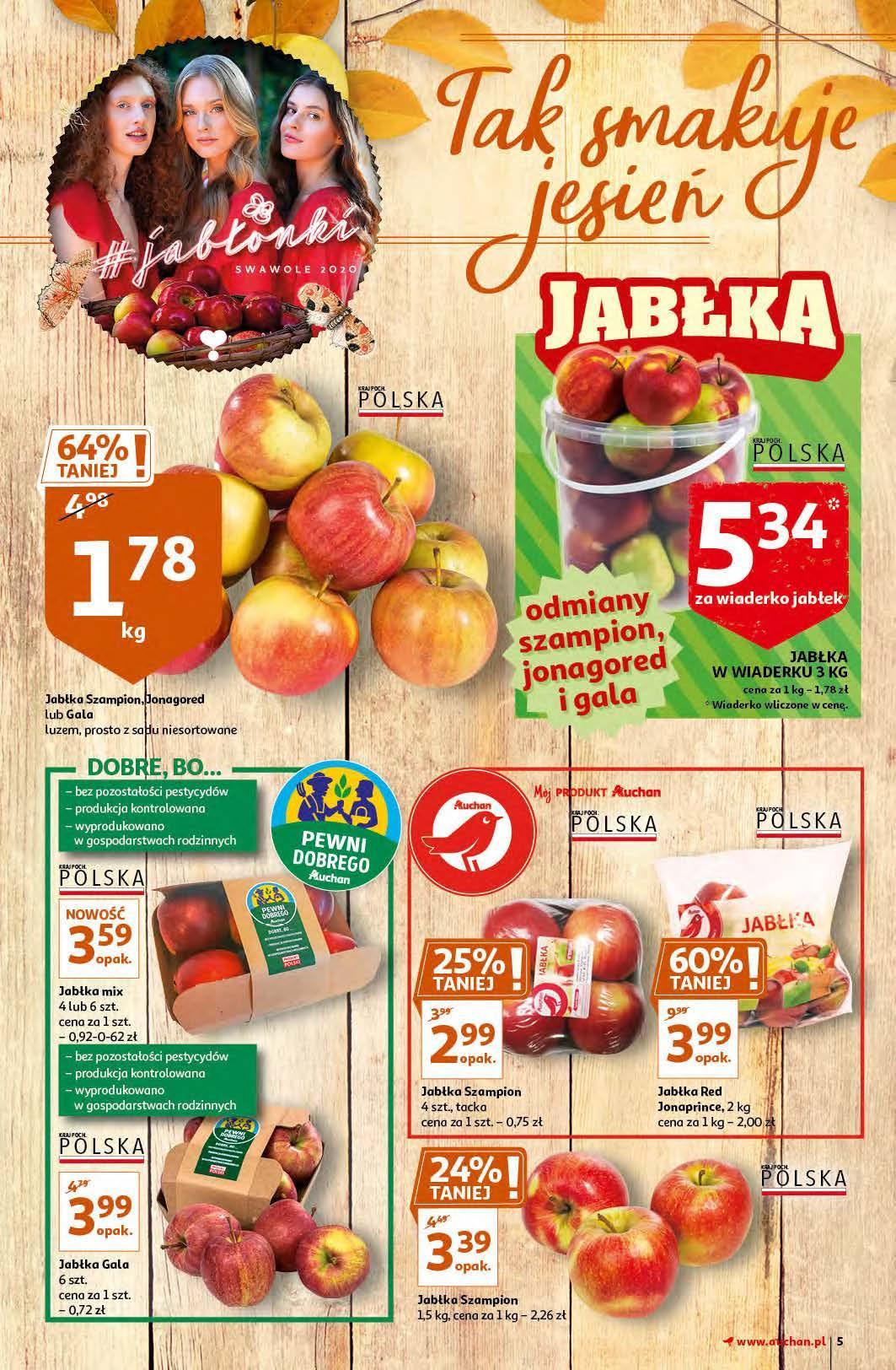 Gazetka promocyjna Auchan do 21/10/2020 str.4