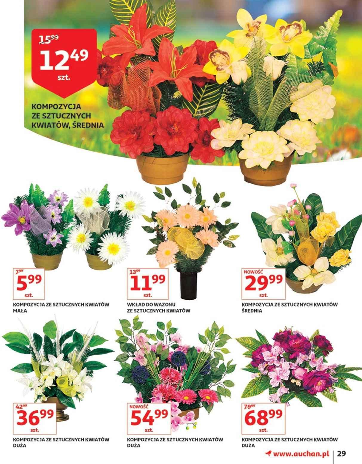 Gazetka promocyjna Auchan do 17/10/2018 str.29