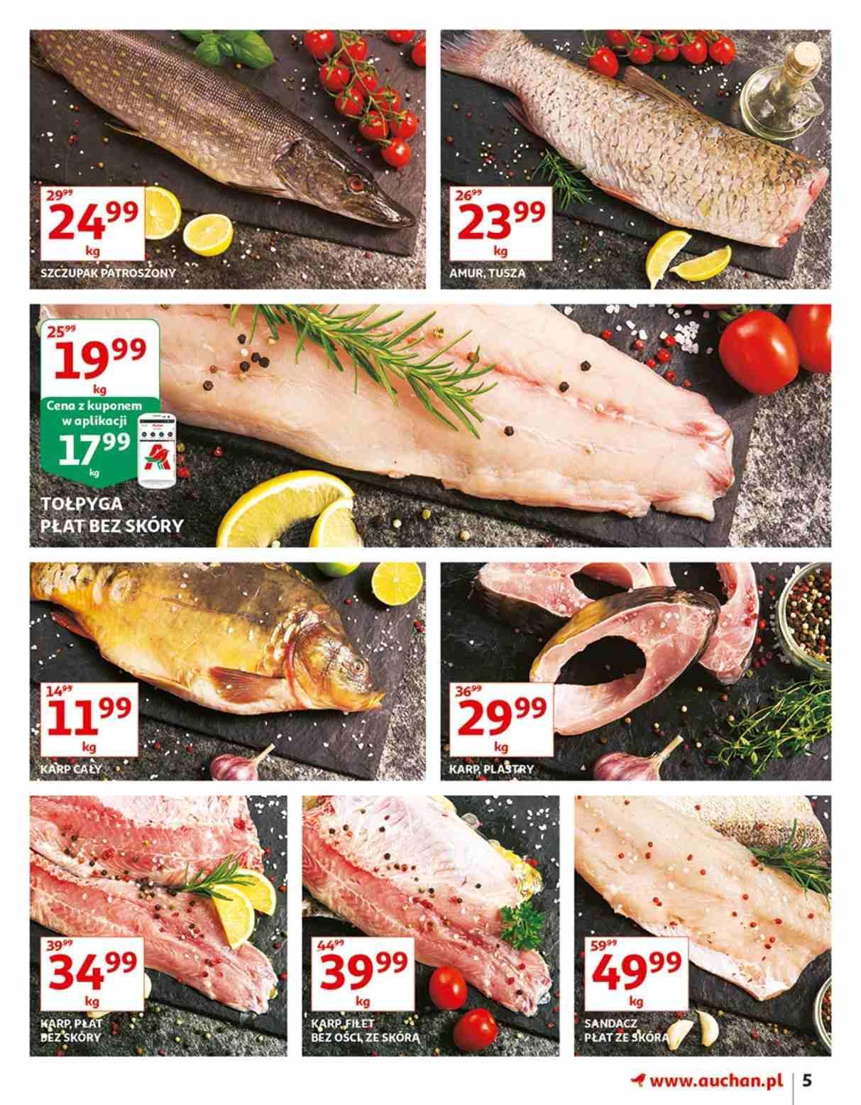 Gazetka promocyjna Auchan do 09/12/2018 str.5