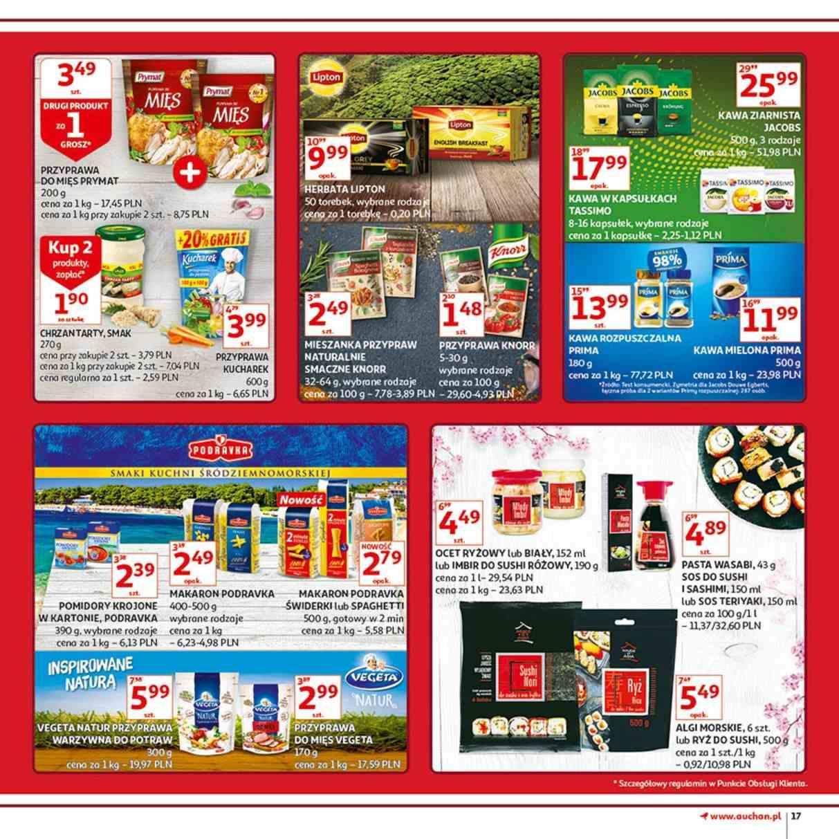 Gazetka promocyjna Auchan do 12/12/2018 str.17