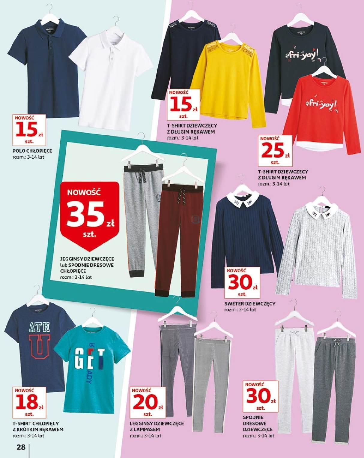 Gazetka promocyjna Auchan do 21/08/2019 str.28