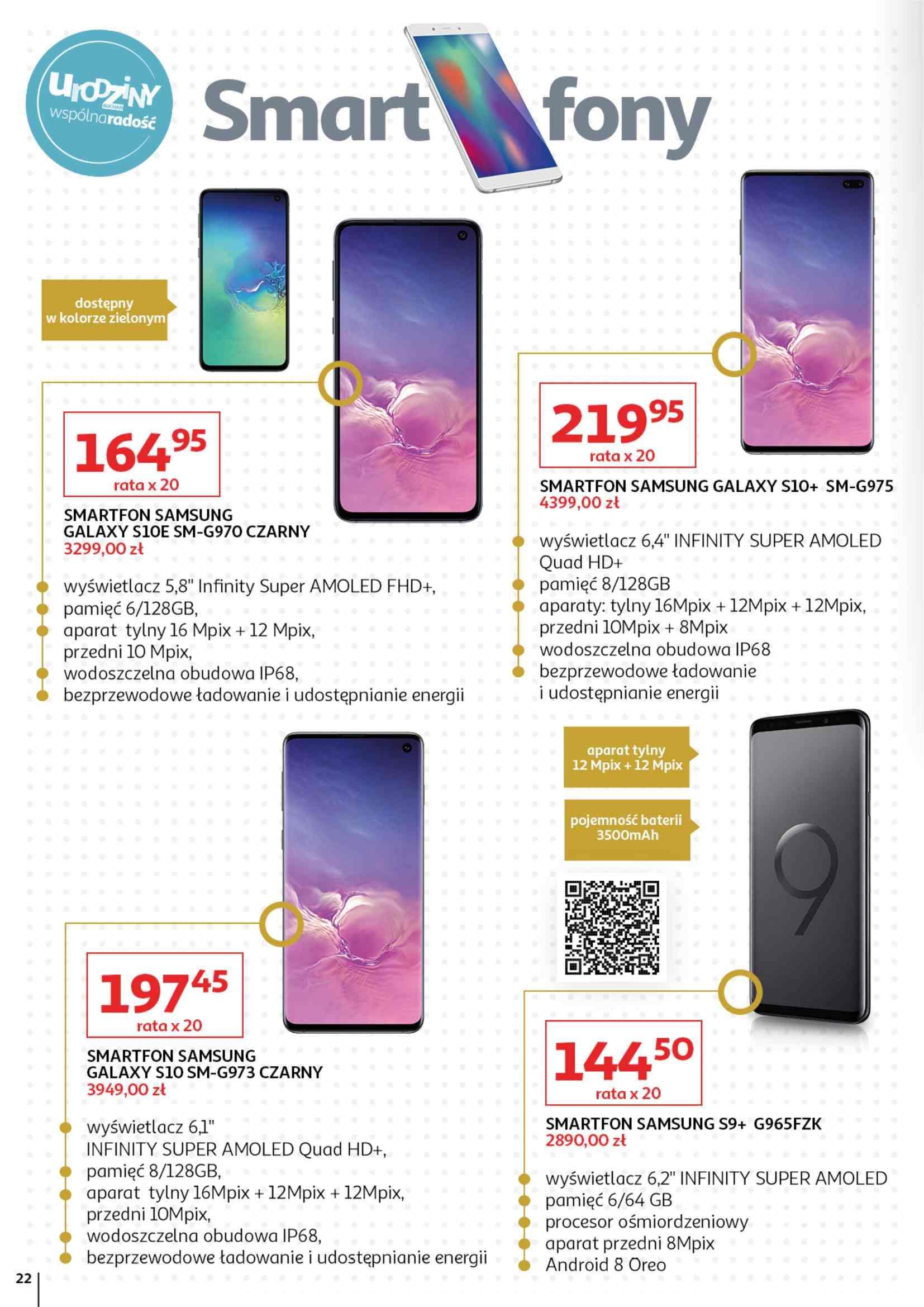 Gazetka promocyjna Auchan do 15/05/2019 str.22
